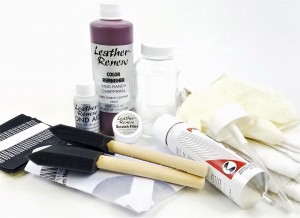 King Ranch Leather Recoloring Kit